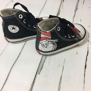 Converse Dr Suess High Top Toddler Sneakers